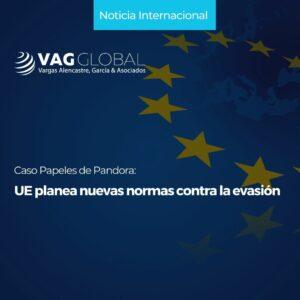 Caso Papeles de Pandora UE planea nuevas normas contra la evasión