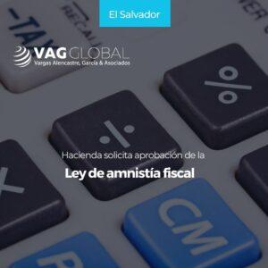 Hacienda solicita aprobación de la Ley de amnistía fiscal