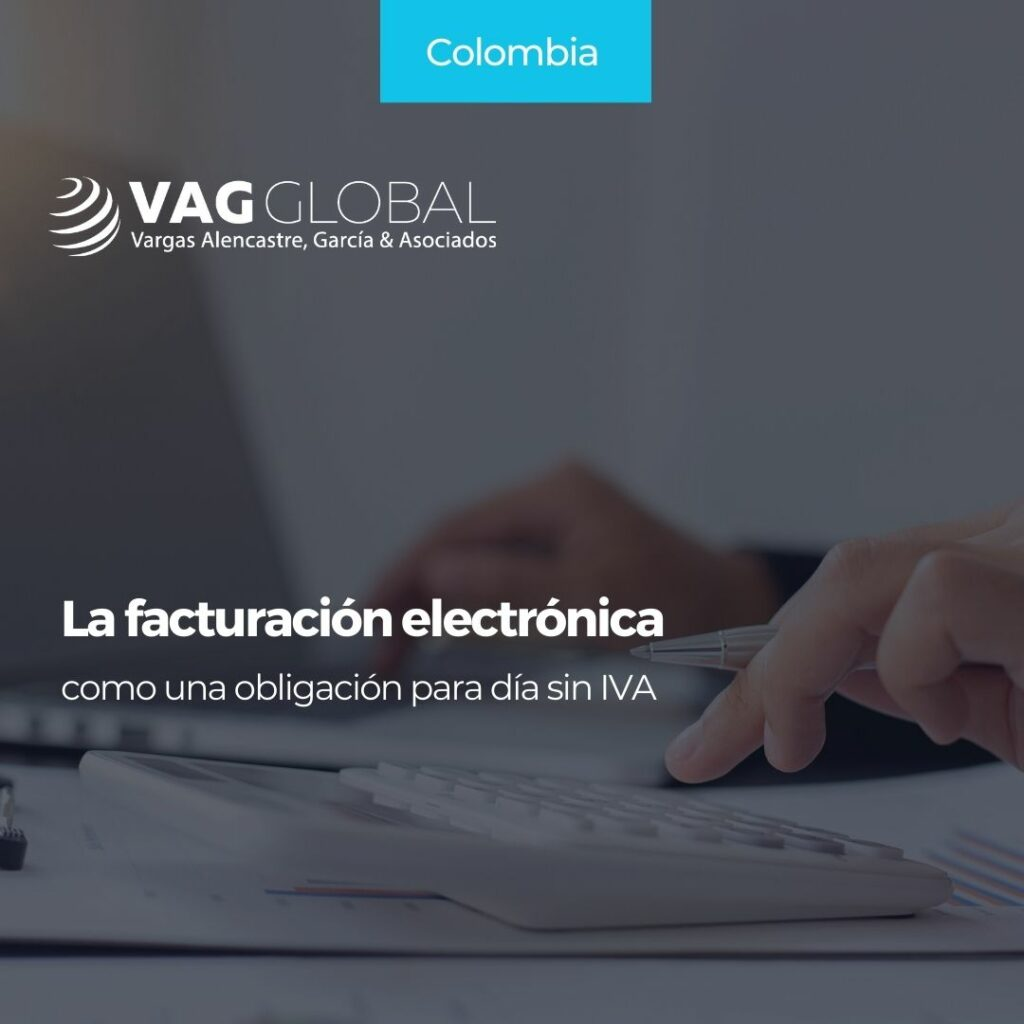 La facturación electrónica como una obligación para día sin IVA