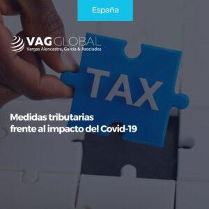 Medidas tributarias frente al impacto del Covid-19