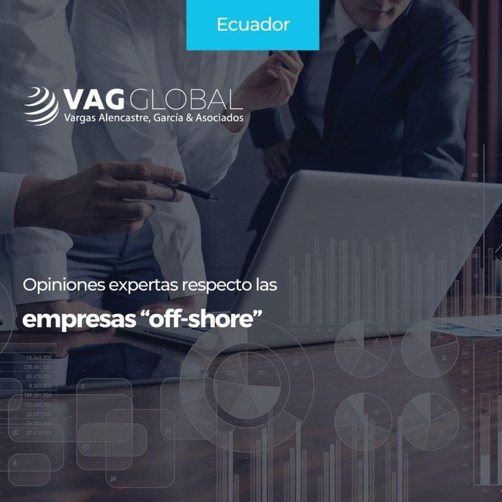 """Opiniones expertas respecto las empresas """"off-shore"""""""
