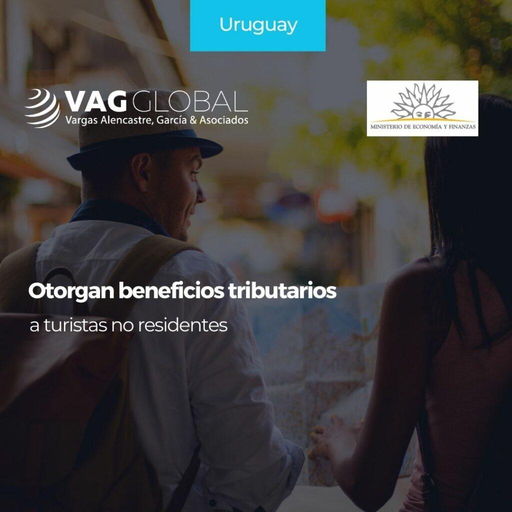 Otorgan beneficios tributarios a turistas no residentes