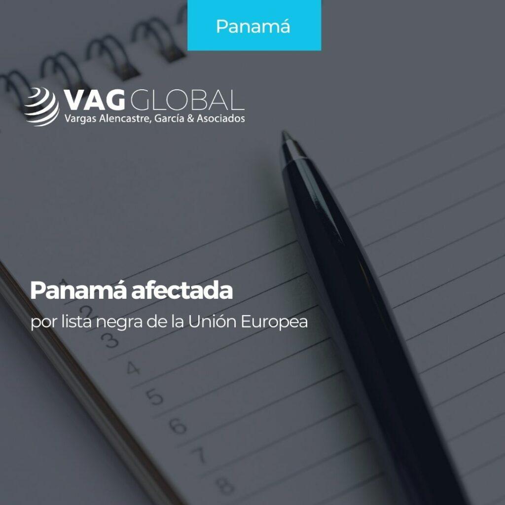 Panamá afectada por lista nega de la Unión Europea