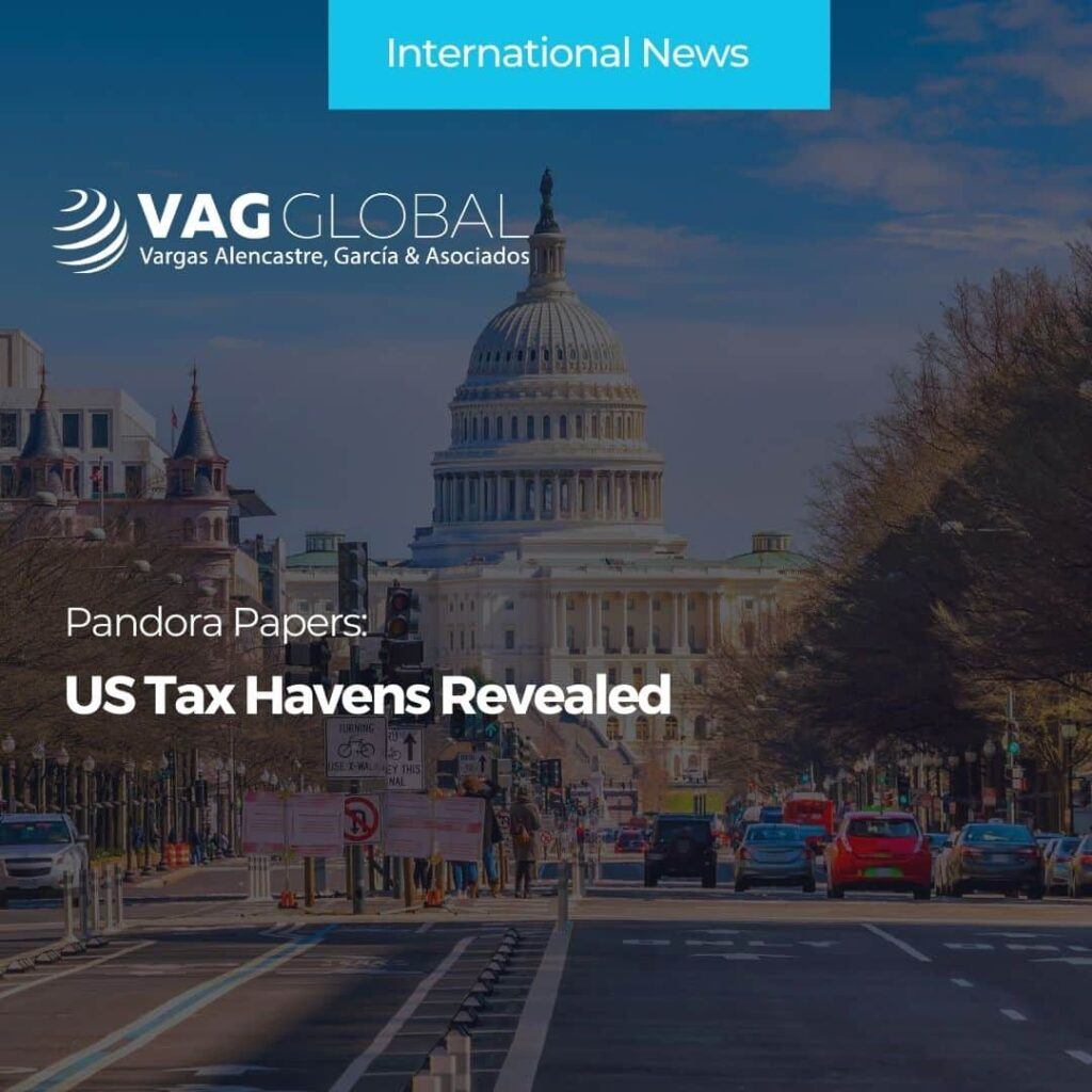 Pandora Papers US Tax Havens Revealed