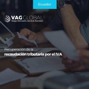 Recuperación de la recaudación tributaria por el IVA