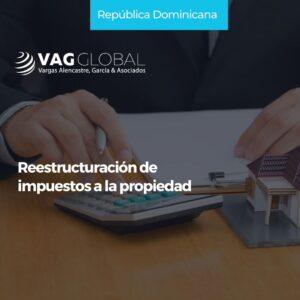 Reestructuración de impuestos a la propiedad