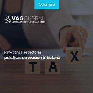 Reflexiones respecto las prácticas de evasión tributaria