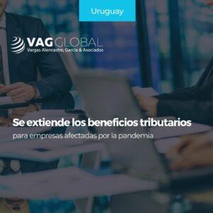 Se extiende los beneficios tributarios para empresas afectadas por la pandemia