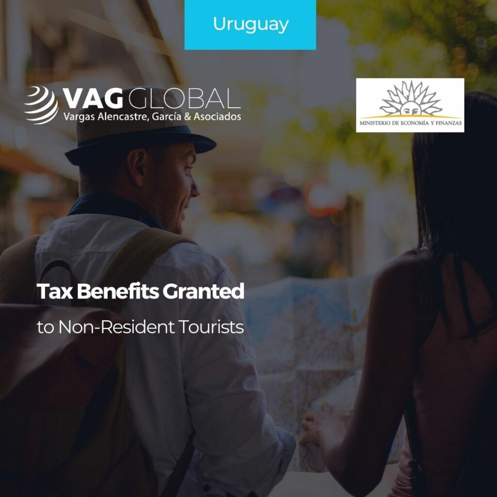 Tax Benefits Granted to Non-Resident Tourists